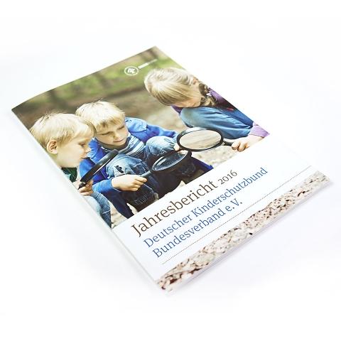 Deutscher Kinderschutzbund Jahresbericht