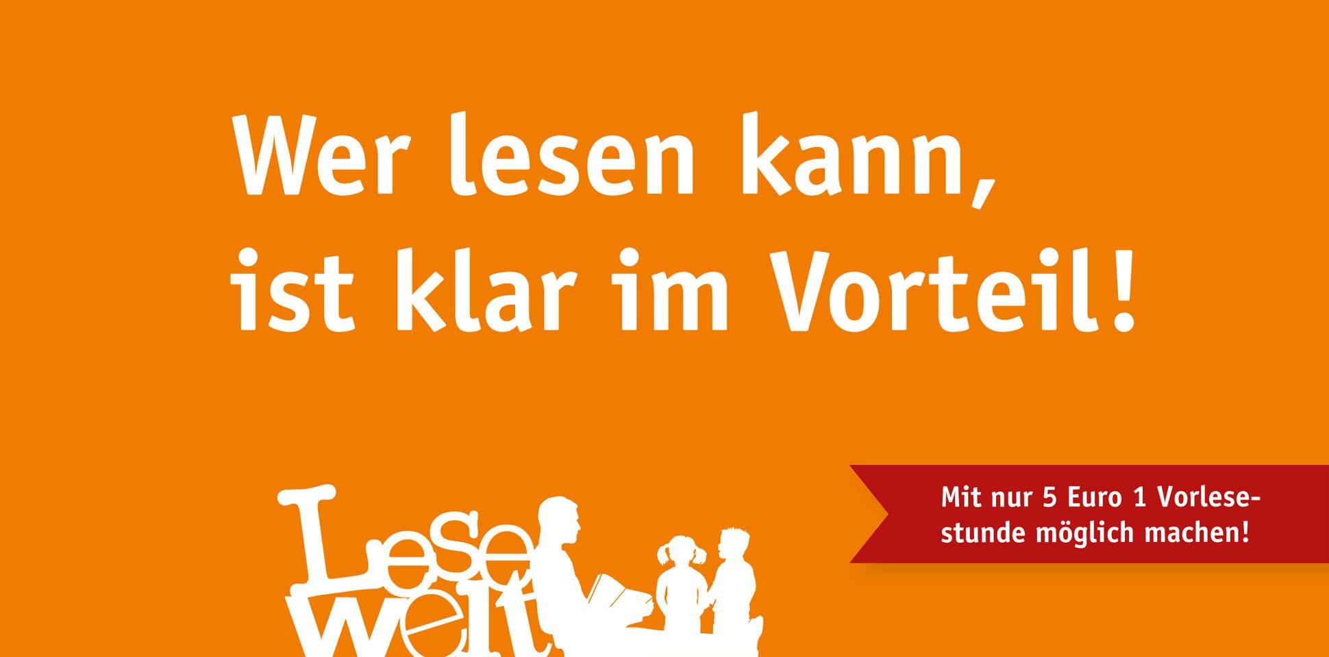 Lesewelt Berlin feiert Geburtstag